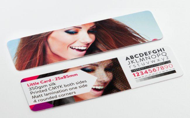 Little Card - 25x85mm