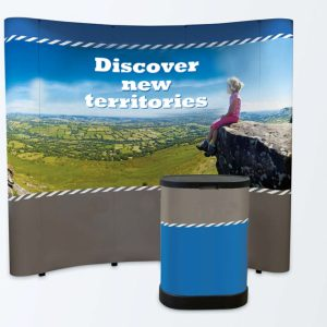 6m Pop-up stand Kit