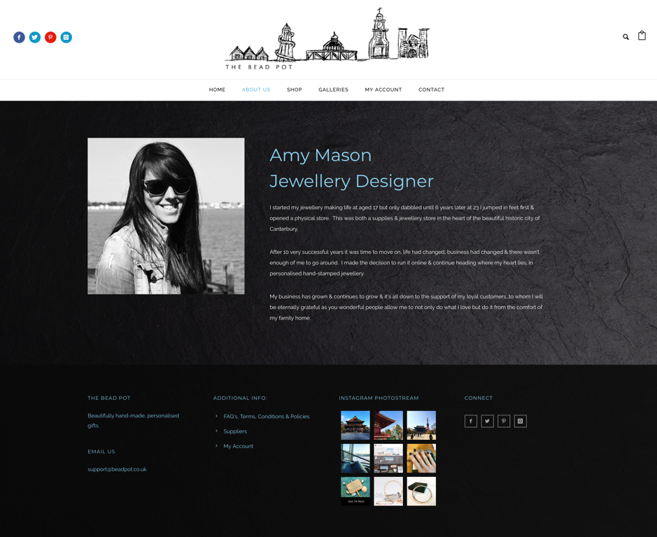 Website Design Canterbury