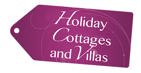 Holiday Cottages and Villas Old Logo